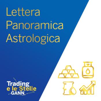 Analisi di Astrologia Finanziaria (Gann) del Petrolio Greggio e S&P 500
